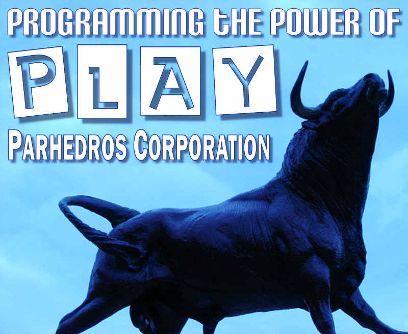 Parhedros - Programming the Power of Play.