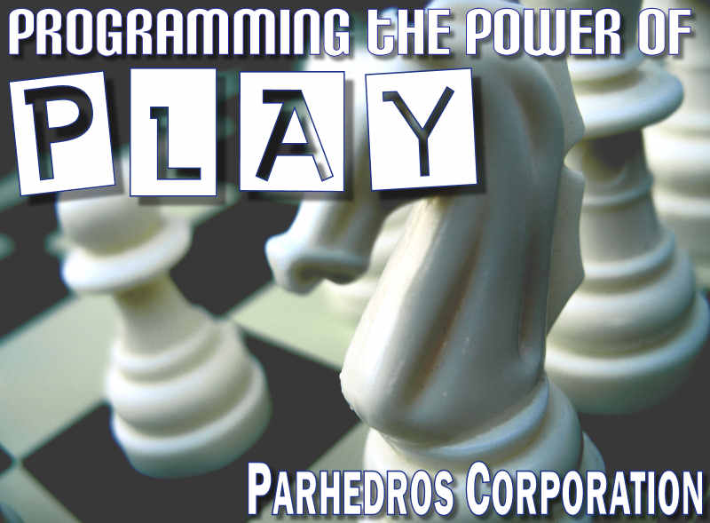 Parhedros - Programming the Power of Play